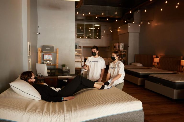 Sleep consulting in Sleepares mattress warehouse NYC