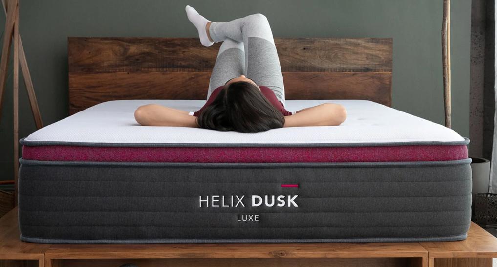 a helix mattress