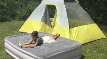 SoundAsleep Camping Series Air Mattress reviews