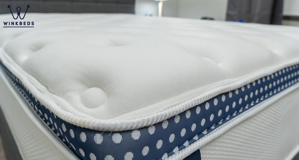 Pic of winkbed mattress