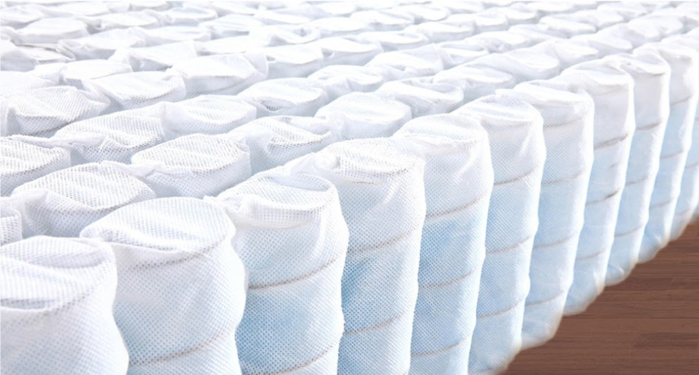 individually-mattress pocketed coils
