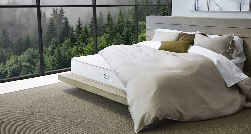 Zenhaven Mattress for heavier people