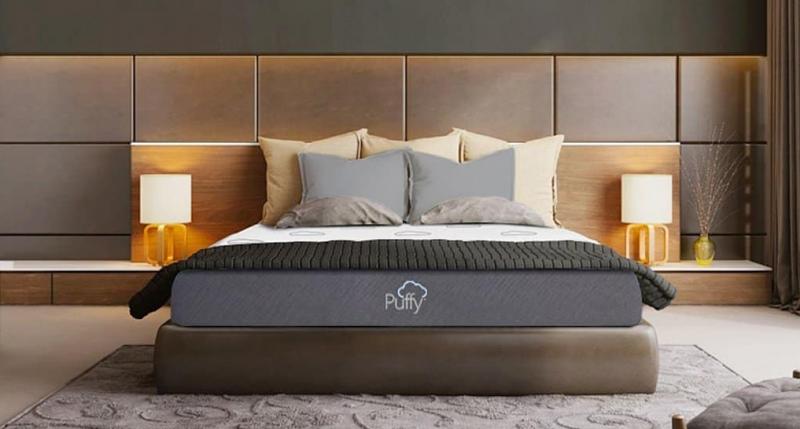 pic of puffy mattress