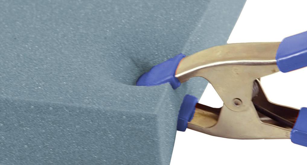 Image of foam density