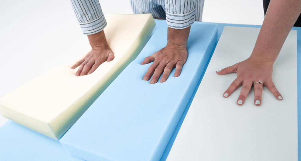 chiropractor recommended foam mattress differences