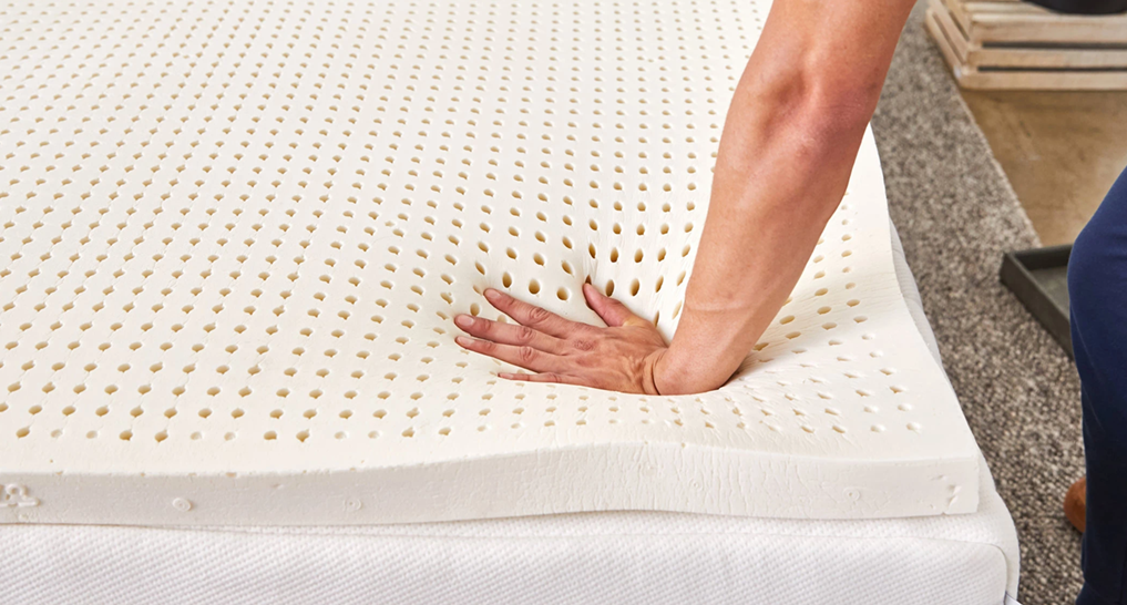 chiropractor recommended hand testing memory foam mattress