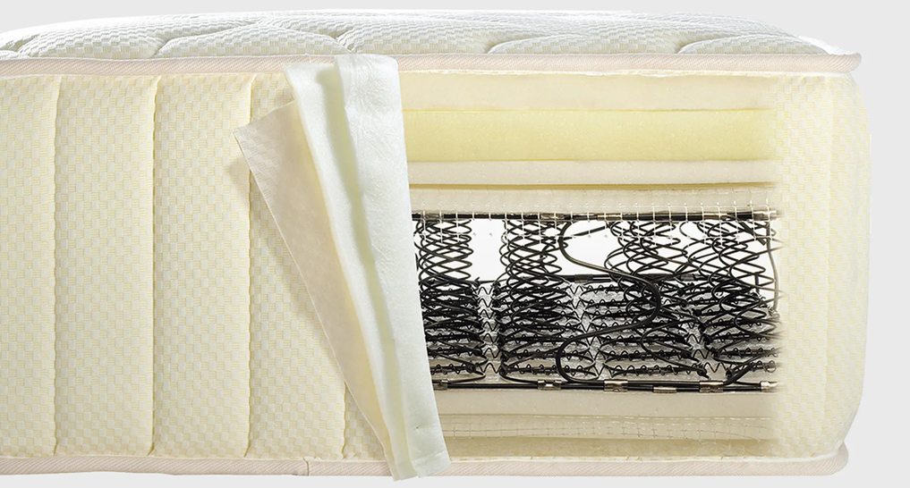chiropractor recommended mattress from the inside