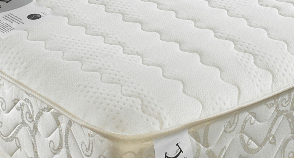top of a clean looking mattress