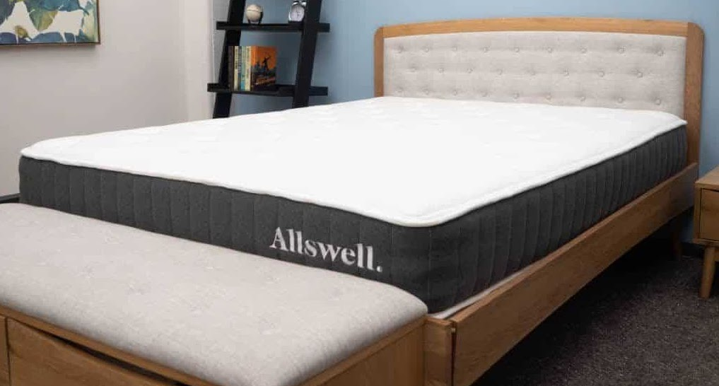 Picture of the Allswell Luxe