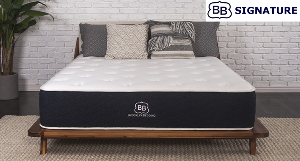 Picture of the Brooklyn Bedding Signature Hybrid
