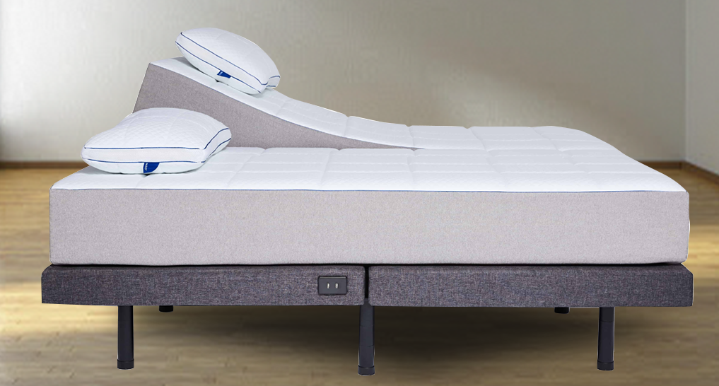 Pic of this adjustable bed