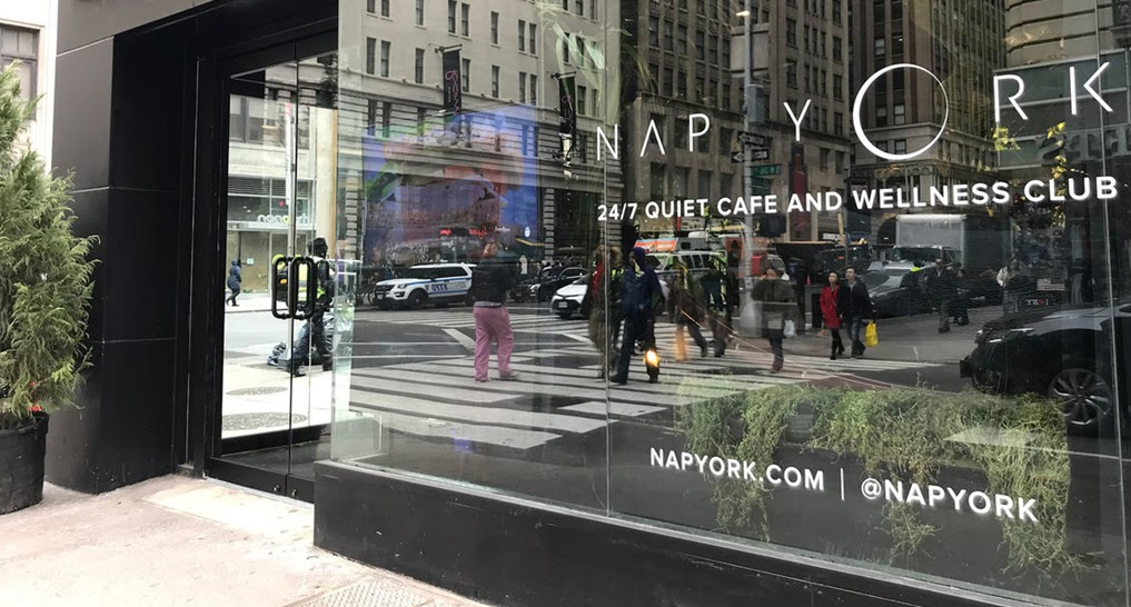 "Image of ""Nap York"" storefront"