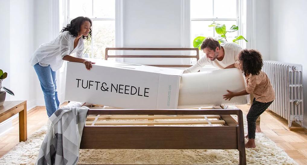 tuft and needle mattress miami family