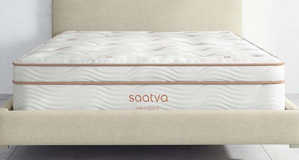 Image of Saatva Latex Hybrid