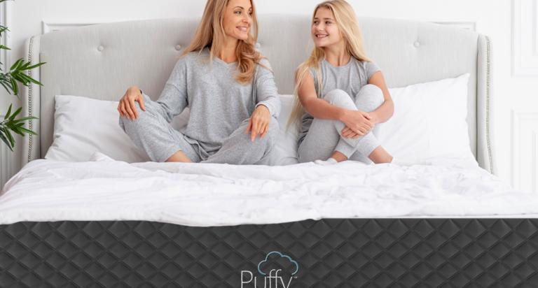Puffy Mattress Miami Mother and Daughter