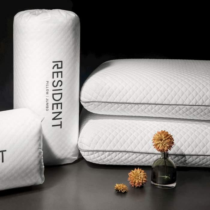 Resident Serenity Pillow