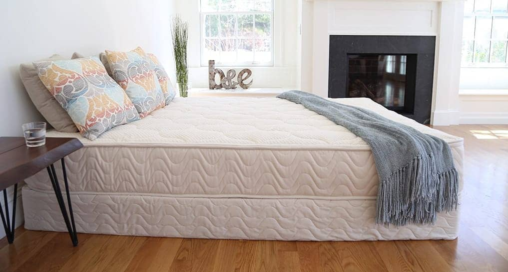 Mattress guide for heavy people