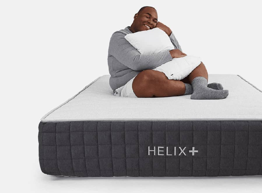best mattress for fat people